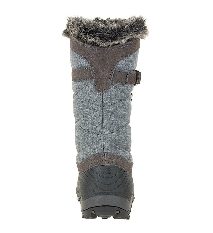 Kamik Women's B(M) Snowvalley Boot B00HSYDMW4 10 B(M) Women's US|Charcoal 91595c