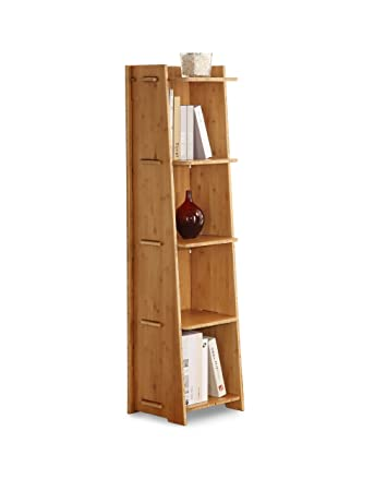 Superb Legare Craft Bookcase, 57 By 16 Inch, Amber Bamboo Photo Gallery