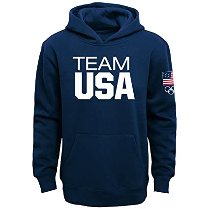 "Team USA Olympic Games ""To Coast – Sudadera con capucha Men s"