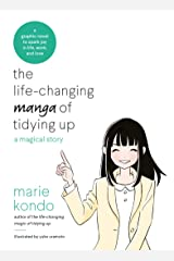The Life-Changing Manga of Tidying Up: A Magical Story to Spark Joy in Life, Work and Love Kindle Edition