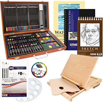 mini US Art Supply Deluxe Creativity
