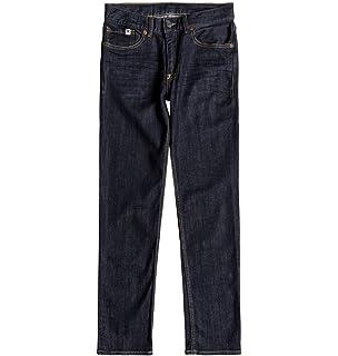 DC Shoes Sumner Straight Fit Jeans for Boys 8-16 EDBDP03051