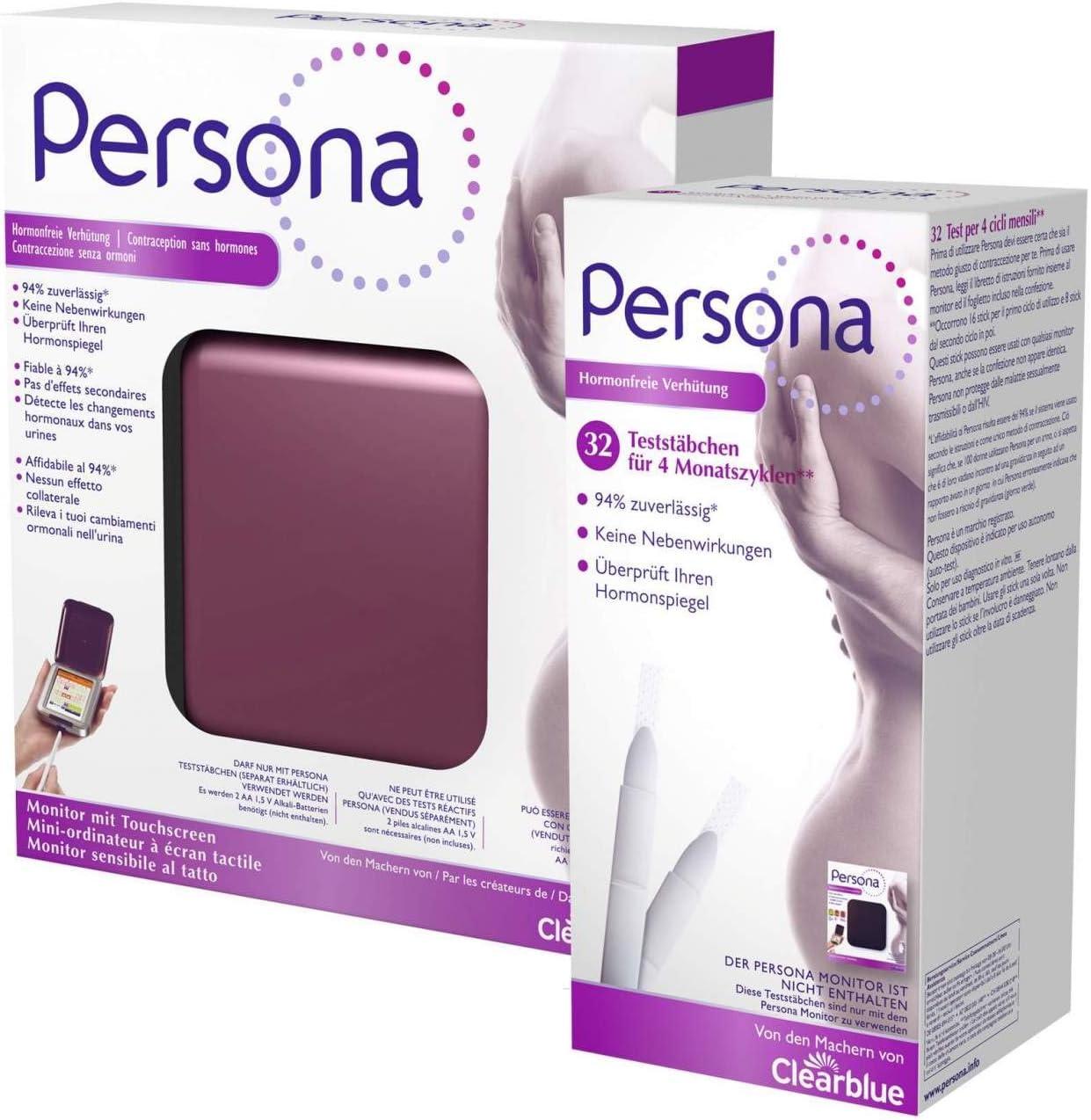 Persona Monitor Economy Set + 9 Test Sticks