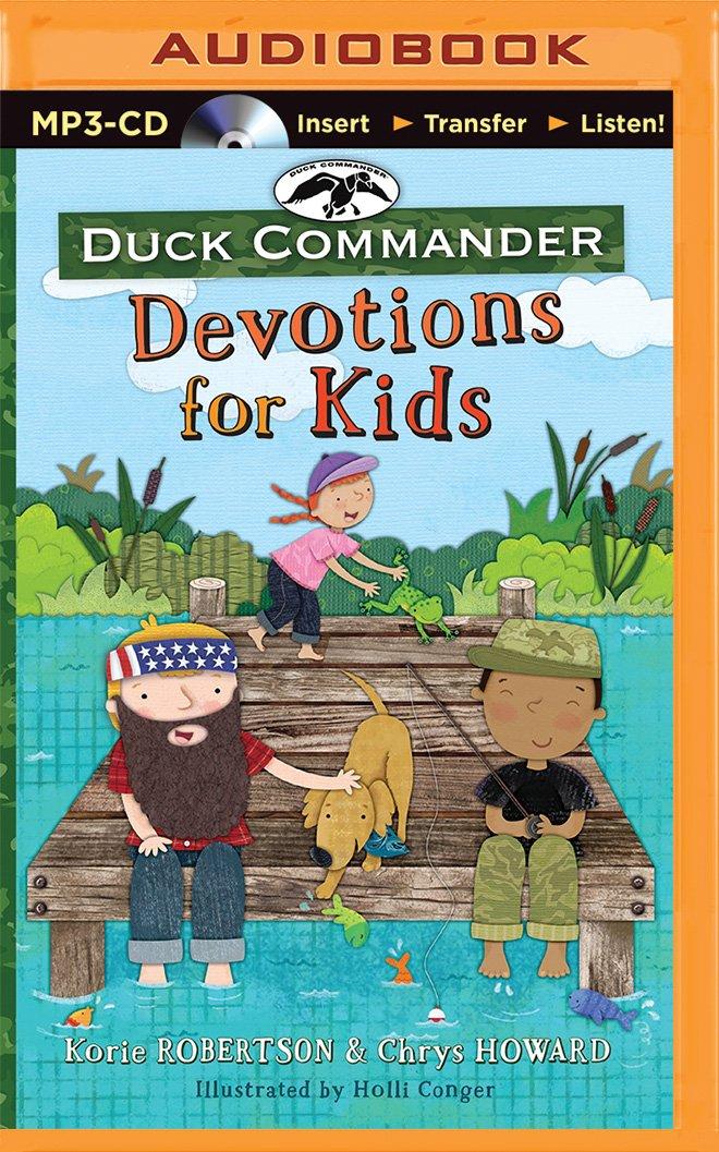 Duck Commander Devotions for Kids pdf epub