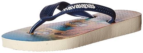 5071bebd36098b Havaianas Kid s Sandals Minions Flip Flop (Toddler Little Kid)