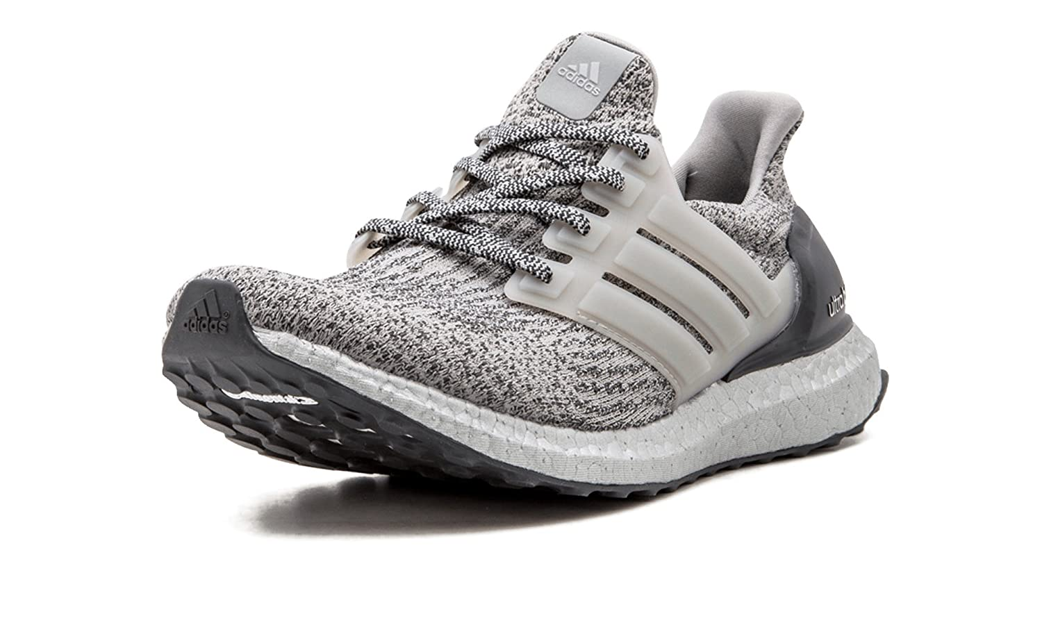 adidas Performance Men's Ultra Boost M Running Shoe B01N95E5EJ 10 D(M) US|Medium Grey Heather/Medium Grey Heather/Dark Grey Heather