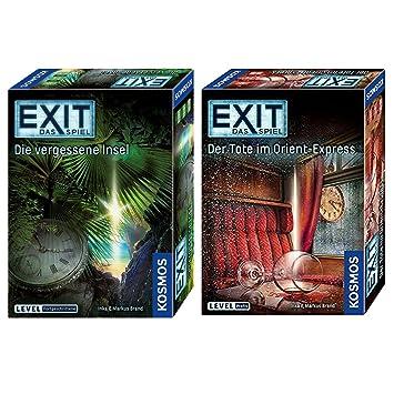 Kosmos EXIT Spiele Der Tote im Orient-Express