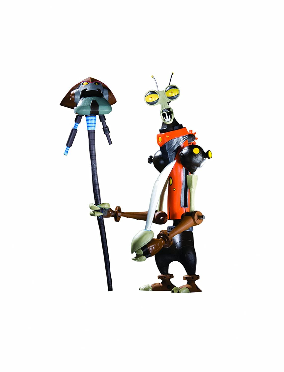 amazon com dc unlimited ratchet and clank series 2 rusty pete
