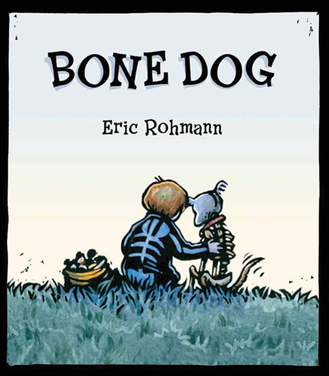 Bone Dog Halloween book