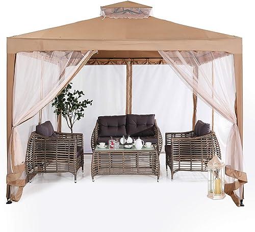 ABCCANOPY 10'x10' Pop up Gazebo Tent