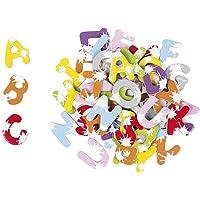 Janod - Maletin de 52 Letras Splash (J09612)