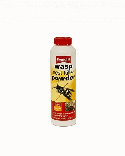 Rentokil PSW99 Polvo insecticida para avispas 300 gramos