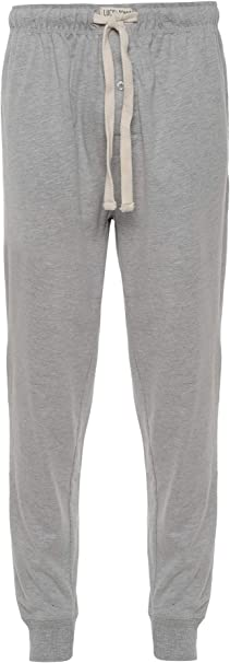 Lucky Brand Mens Knit Jogger Sleep Lounge Pants