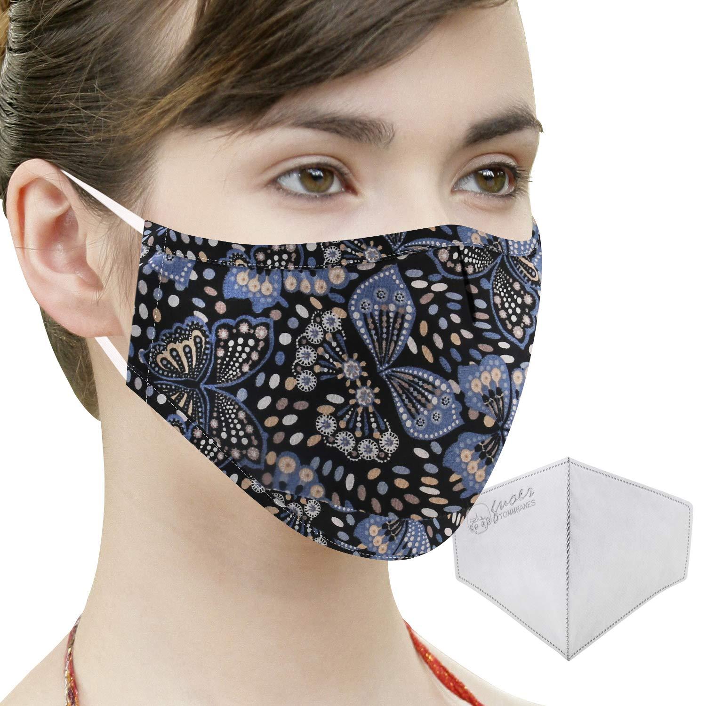 color1906 GUOER Mask Dustproof Windproof Antifreeze Mask One Size Multiple colors
