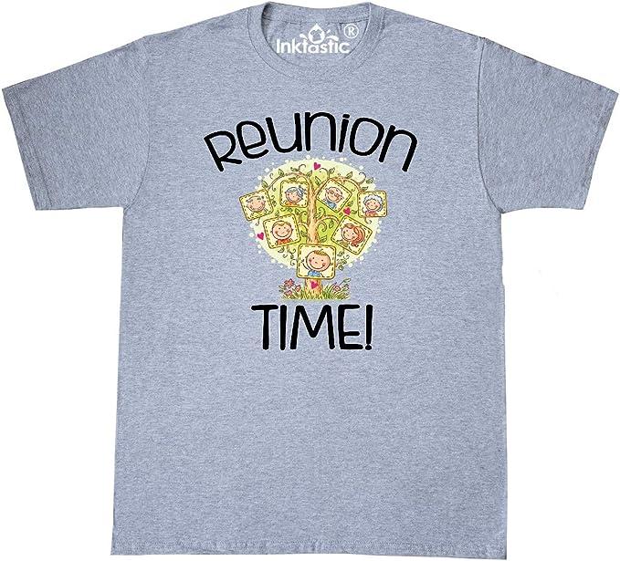 Amazon.com: inktastic Family Reunion Time Family Tree T ...