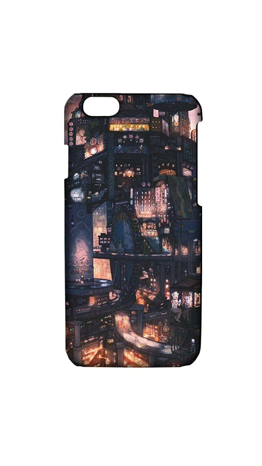 Japanese 3d Wallpaper Case For Iphone 6 Amazonin Electronics