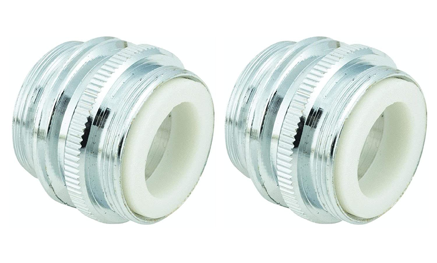 Dib Gs 437476 1 X Do it Dual Thread Faucet Adapter To Hose: Faucet ...