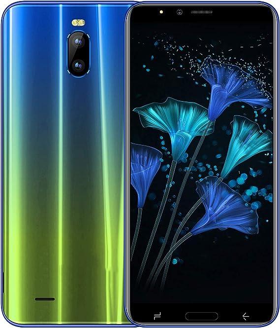 DUODUOGO J6 Plus - Smartphone de 6 Pulgadas (Pantalla Dual, Dual ...