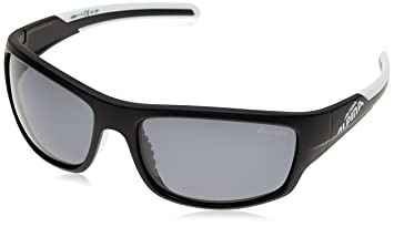 Alpina Testido Outdoorsport-Brille, Anthracite Matt/Black, One Size