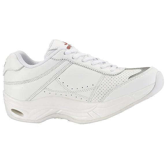 Chung Shi Comfort Step Sky Damen 9100, Damen Sportschuhe - Walking Weiss (White) 35.5