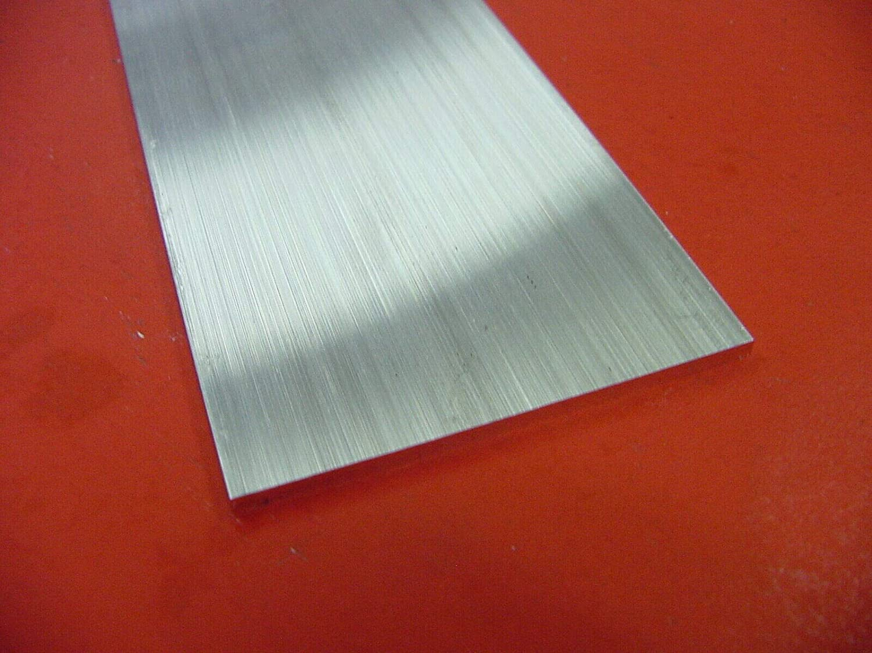 1//2 X 4 Aluminum 6061 T6511 Flat BAR 6 Long Solid Extruded Mill Stock .50