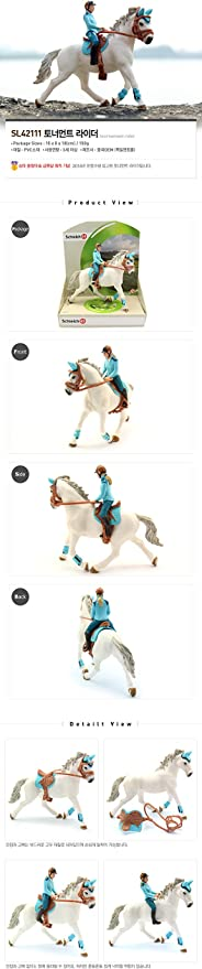 SCHLEICH 42162-tempo libero grande cavallerizza Rosa-grande cavallerizza personaggio personaggio del gioco-Horse Club