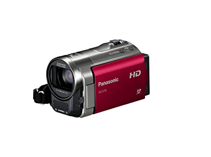amazon com panasonic hc v10r hd 70x optical zoom sd camcorder red rh amazon com Real Estate Buyers Guide Home Buyers Guide