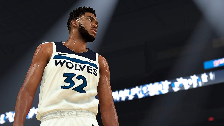 Amazon.com: NBA 2K20 Nintendo Switch: Take 2 Interactive ...