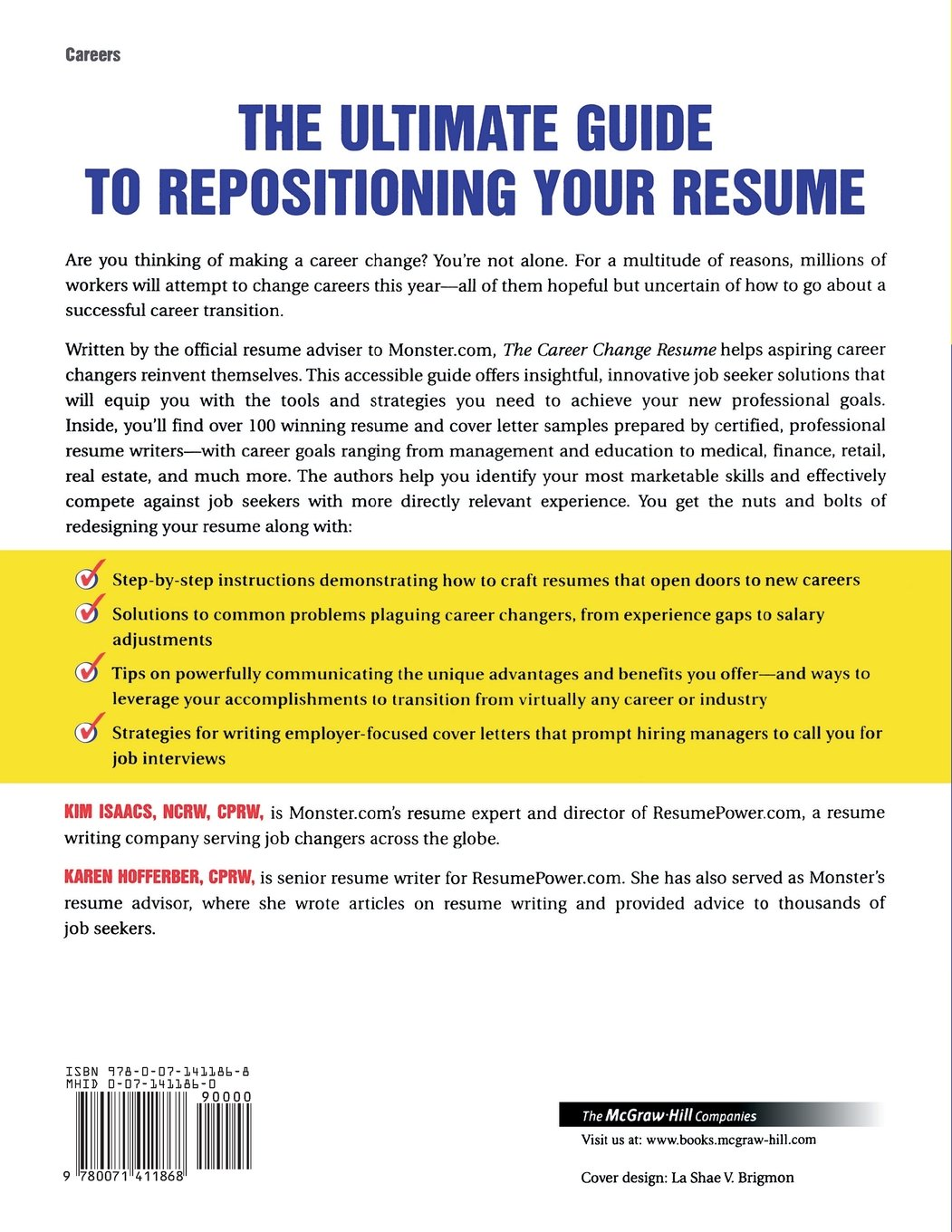 Trying to write a perfect resume will hurt your job search