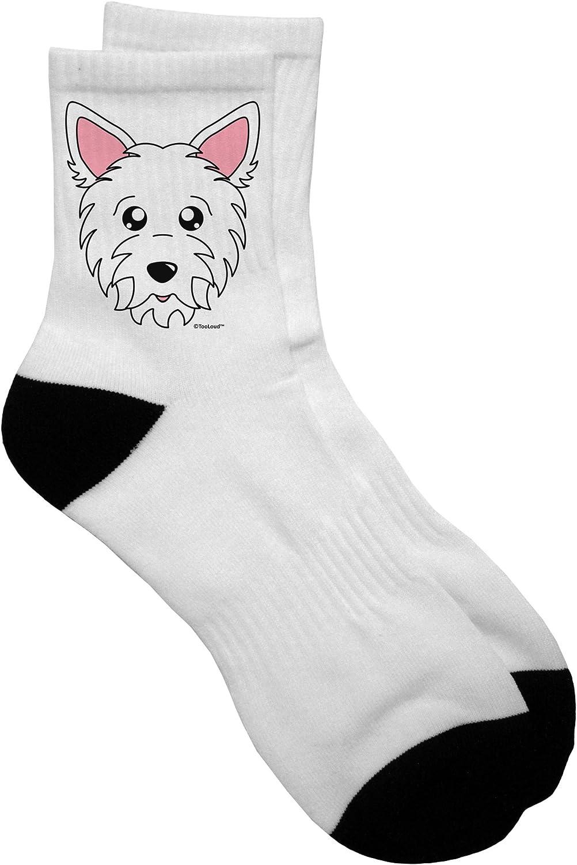 West Highland White Terrier Socks