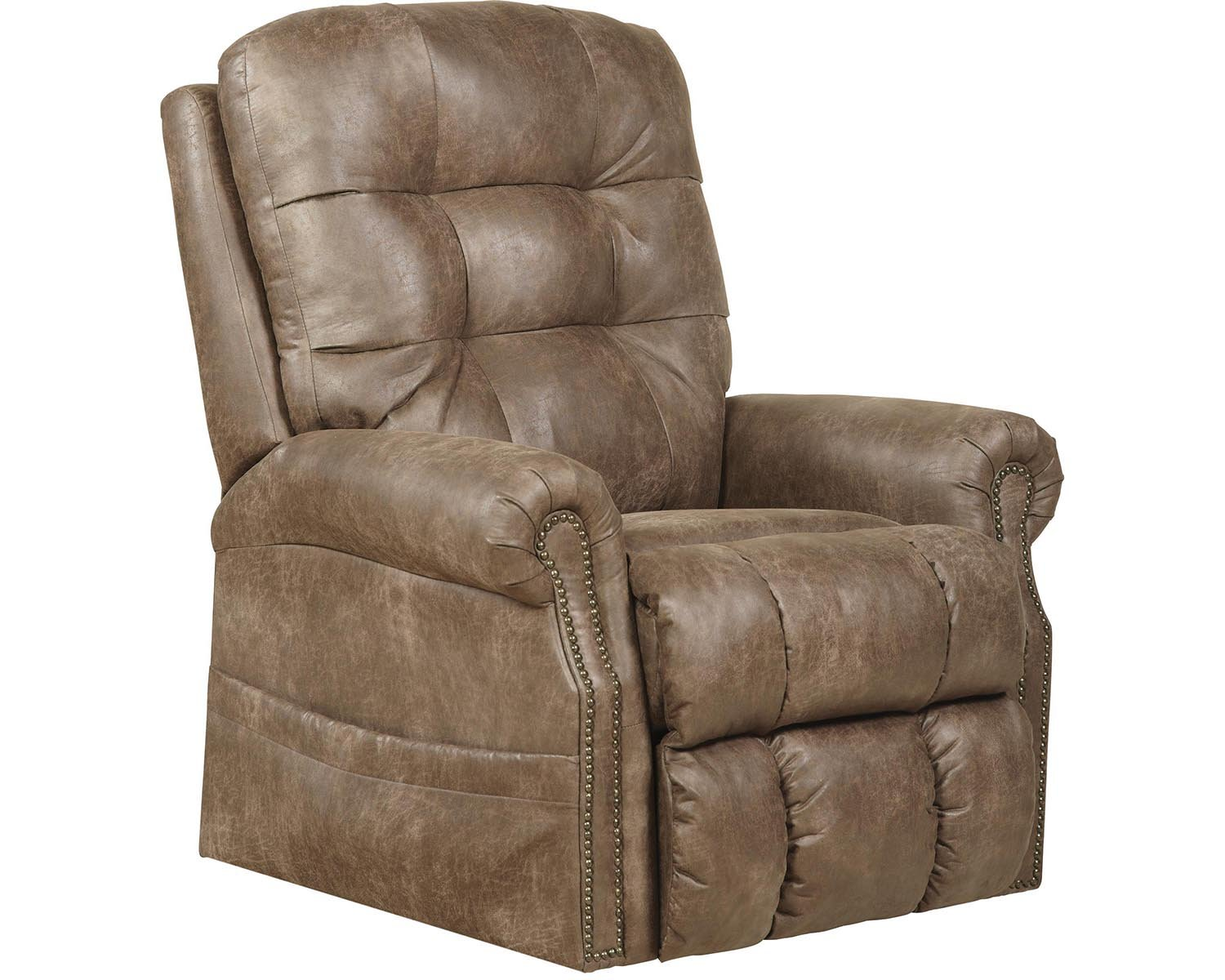 Amazon.com Catnapper Ramsey 4857 Power Full Lay Flat Lift Chair Recliner with Heat and Massage - Easy Care Faux Leather Vinyl - Silt Kitchen u0026 Dining  sc 1 st  Amazon.com & Amazon.com: Catnapper Ramsey 4857 Power Full Lay Flat Lift Chair ... islam-shia.org