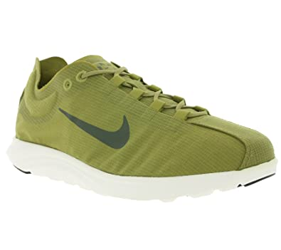 b21bed67613 NIKE NikeLab Mayfly Lite Men s Sneaker Green 909555 301