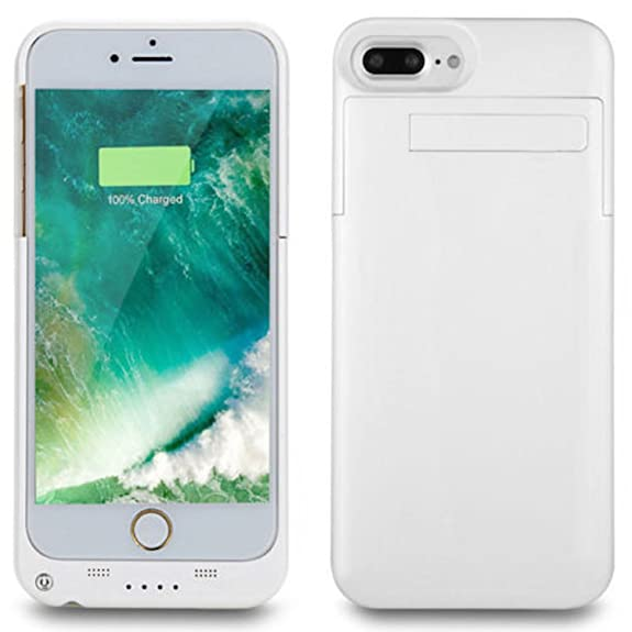 iphone 7 phone charger case white