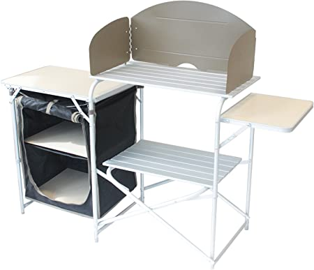 Yellowstone Kitchen Stand with Wind Shield