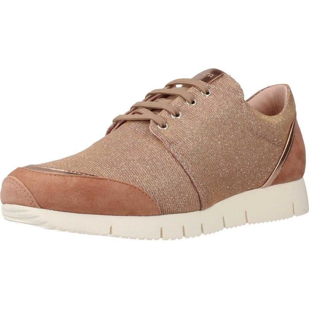 Calzado Deportivo para Mujer, Color marrón, Marca UNISA, Modelo Calzado Deportivo para Mujer UNISA Bomba TI Marrón 36 EU|Marrón