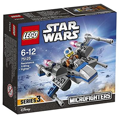 LEGO Rebel X-Wing Fighter Building Toy: Toys & Games