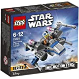 Lego 75125 - Star Wars - Jeu de Construction - Resistance X-Wing Fighter