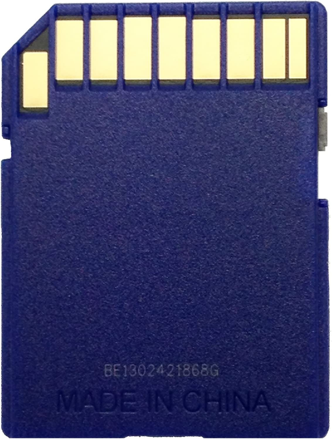 2GB SD Memory Card for HP iPAQ H5550 H5555 H6310 H6315
