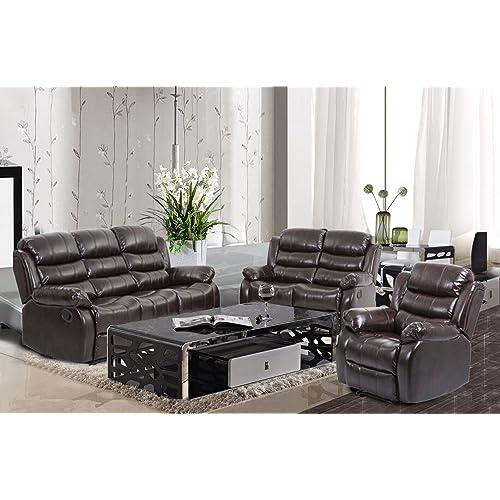 Living Room Sofa And Loveseat Set: Amazon.com