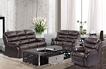 amazon com bestmassage living room sofa set recliner sofa reclining rh amazon com living room sofa set images living room sofa set images