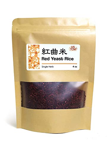 NEW PACKAGING Red Yeast Rice 4 Oz