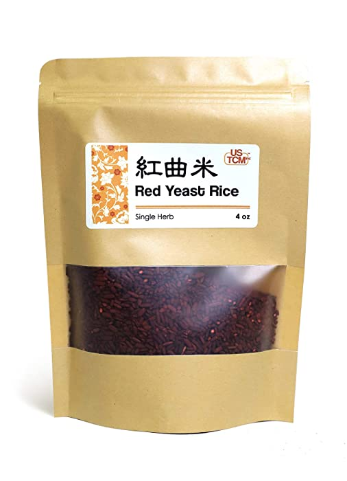 Top 10 Red Yeast Rice Food