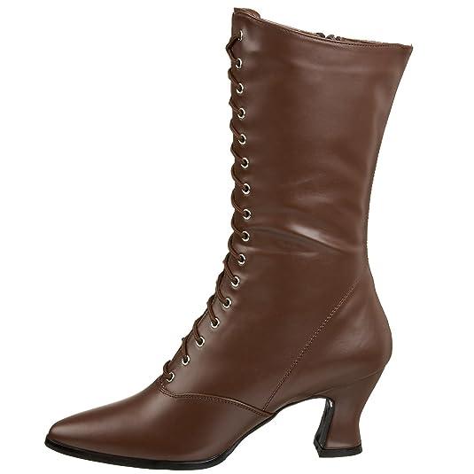 Funtasma Renaissance-Stiefel Victorian-120: Amazon.de: Schuhe & Handtaschen