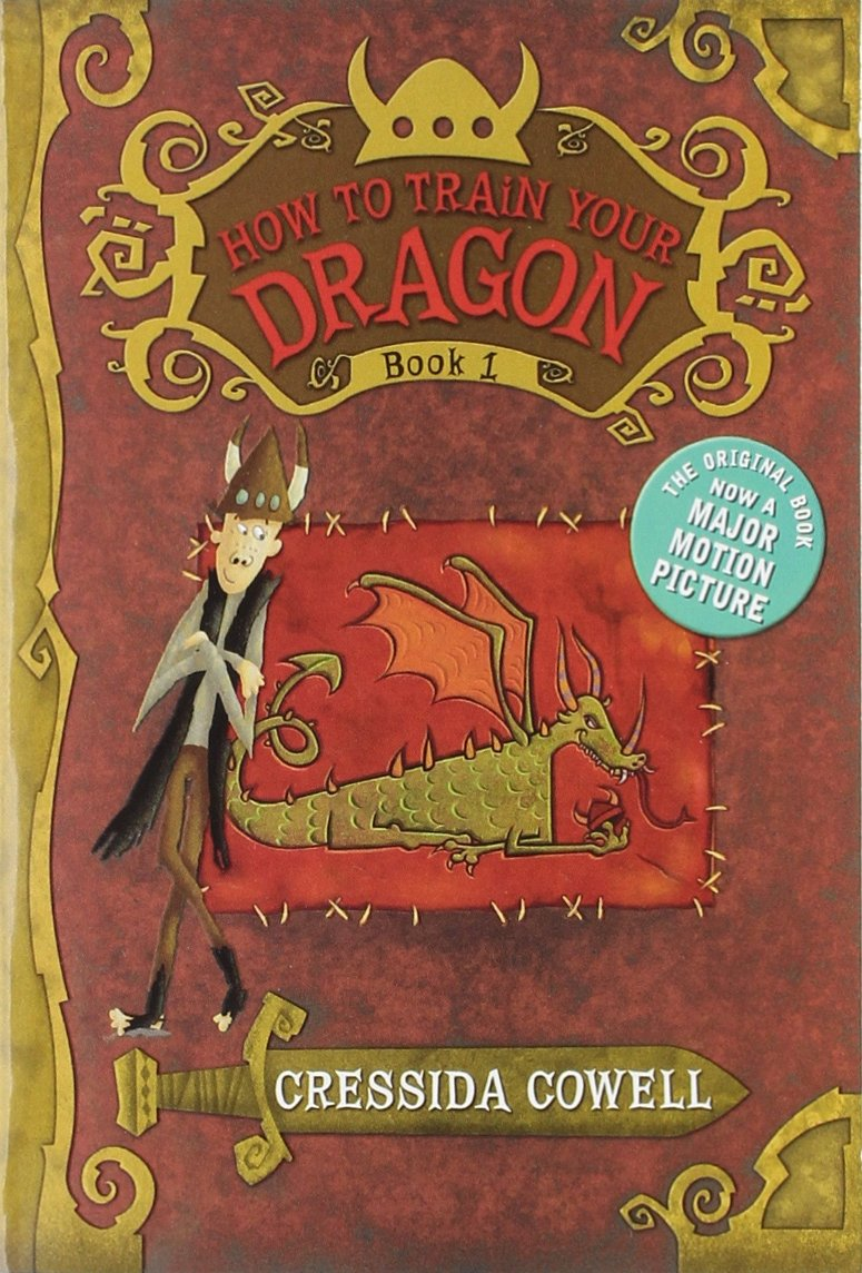 Image result for How to Train your Dragon by Cressida Cowell