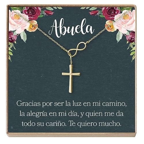 Amazon.com: Collar Regalo Abuela, Día de la Madre ...