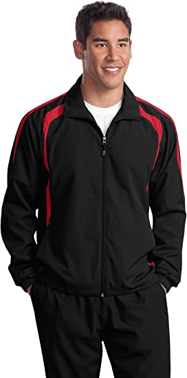 Sport Tek Mens Tall Colorblock Raglan Jacket At Amazon Men S Clothing Store A sport coat, also called a sport jacket (sports coat or sports jacket in american english), is a men's smart casual lounge jacket designed to be worn on its own without matching trousers, traditionally for sporting purposes. amazon com