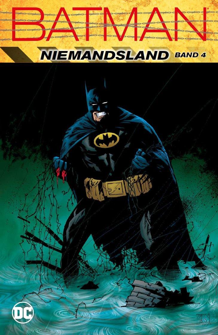 Batman: Niemandsland: Bd. 4 Taschenbuch – 10. April 2018 Chuck Dixon Greg Rucka John Ostrander Dan Jurgens