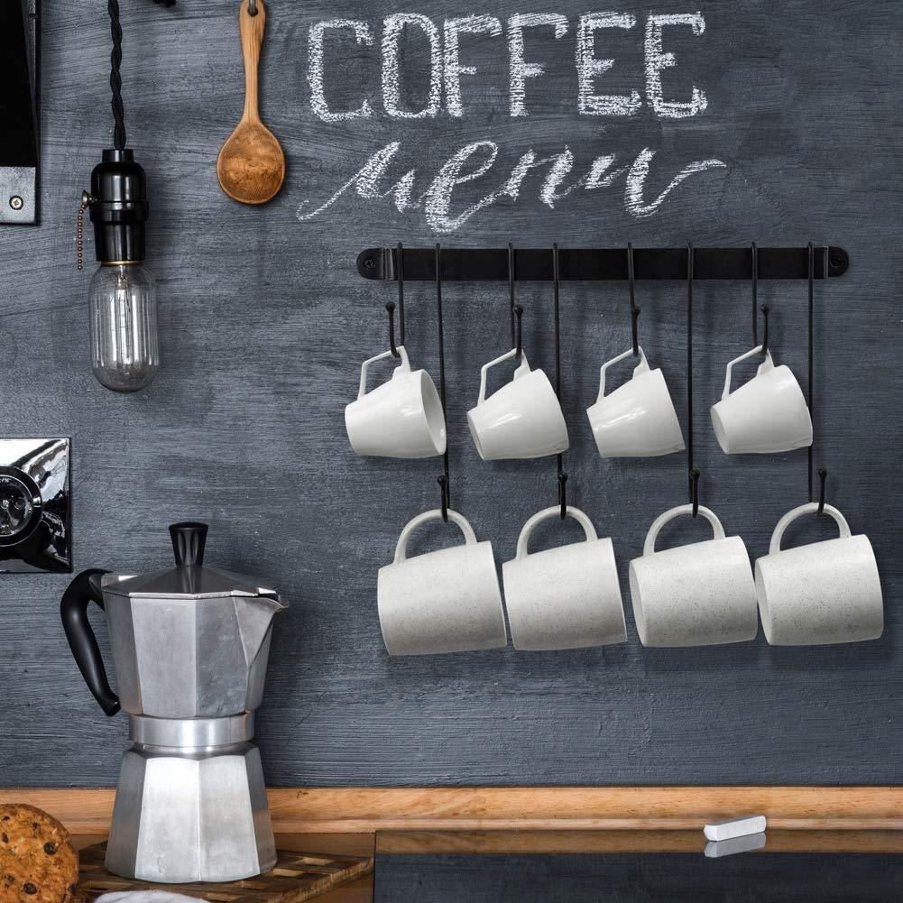 Amazon.com: AJART - Gancho para taza de café (16.9 in ...