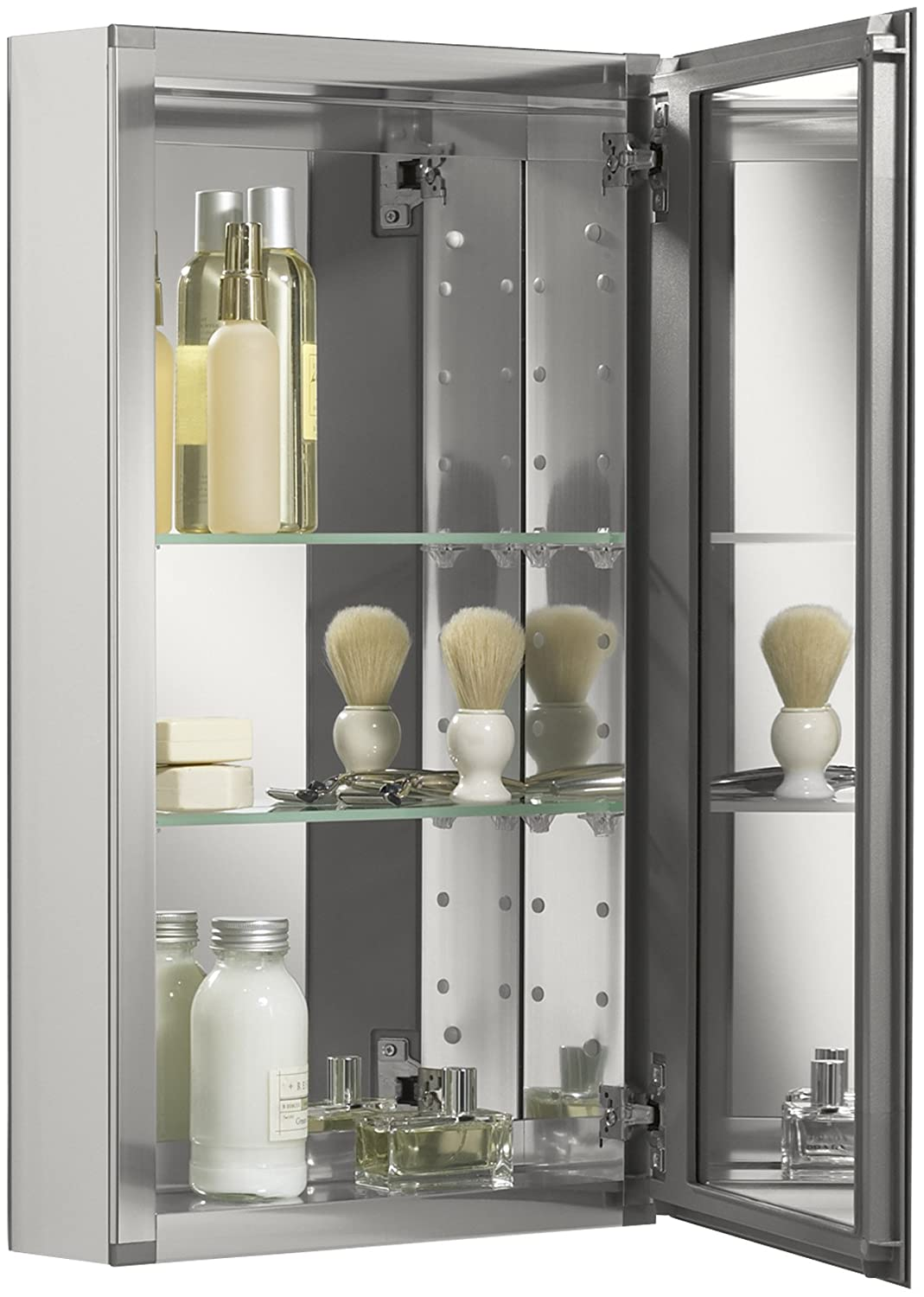 KOHLER K CB CLC1526FS Single Door 15 Inch By 26 Inch By 5 Inch Aluminum  Cabinet   Built In Kitchen Cabinetry   Amazon.com