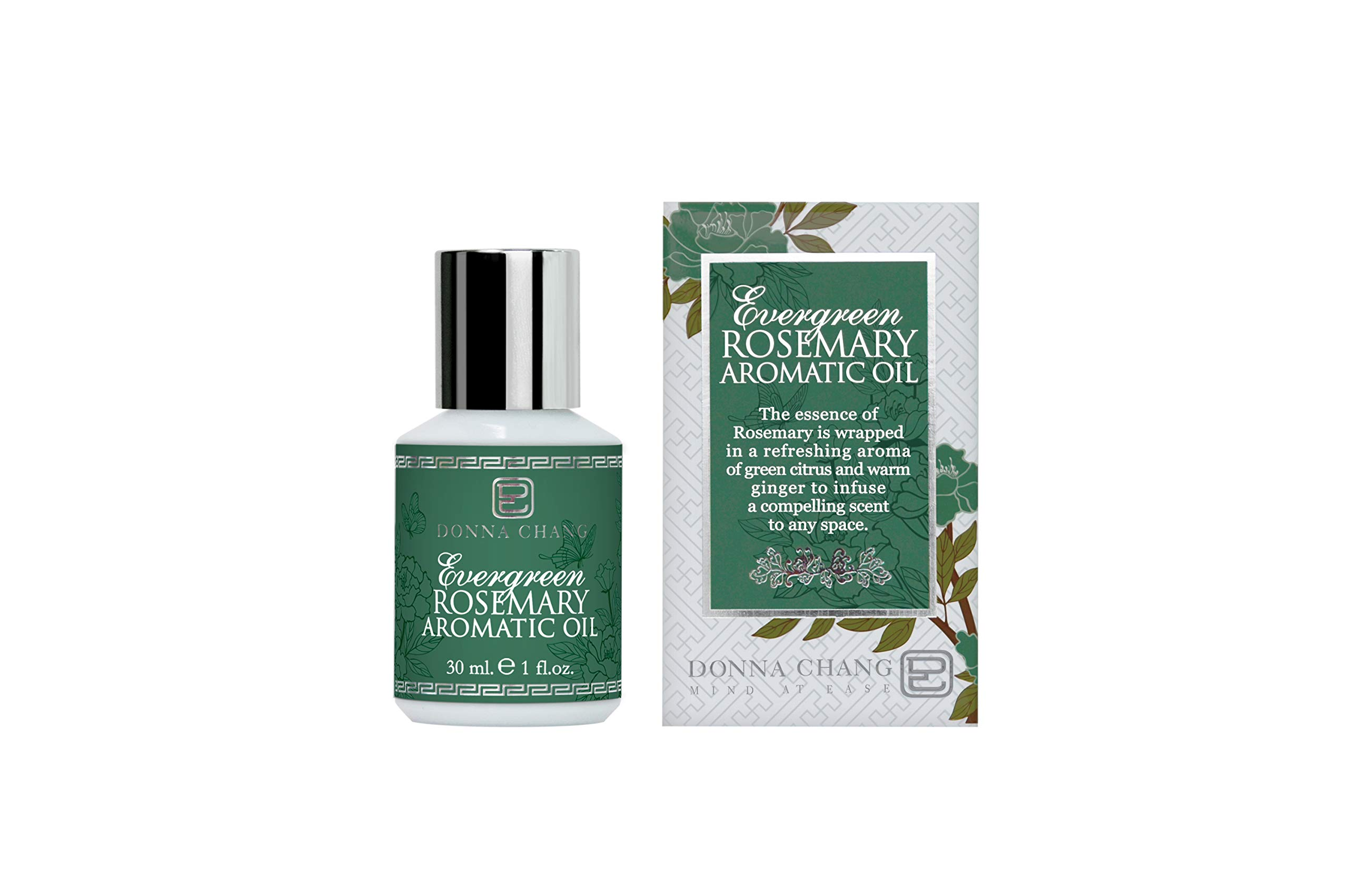 DONNA CHANG Evergreen Rosemary Aromatic Oil 30 ml. (3 Pack)